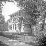"""michigan-uofm-presidentshouse-1890to1900"" by North22Gallery"