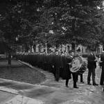 """michigan-uofm-seniorparade-commencementday-1903"" by North22Gallery"