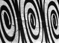 Charleston Iron Swirls