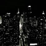 """""""Black and White and New York all over2"""" by rrothstein"""