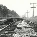 """Railroad Tracks along the Hudson - Steamy Summer -"" by Fotofrieze"