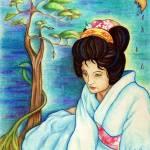 """""""Geisha"""" by jenndelfs"""
