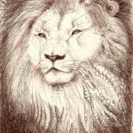"""""""Lion"""" by jenndelfs"""