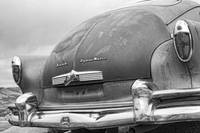 1951 Nash Hydra-Matic Back End BW