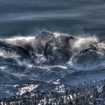 """""""Storm on the Divide"""" by gwigler"""