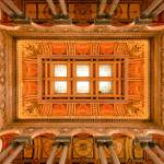 """Library of Congress Ceiling in Color"" by scott_speck"
