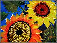 Sunflowers for IC
