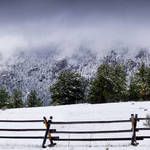 """Lumpy Ridge Panorama"" by gwigler"