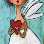 """""""Guard your heart"""" by pbsartstudio"""