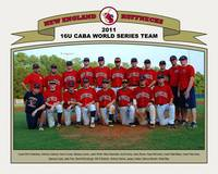 Ruffnecks 16U 2011 CABA World Series