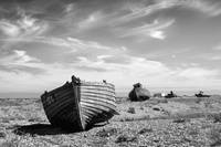 On Dungeness Beach