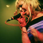 """Katie White - The Ting Tings"" by superflash"