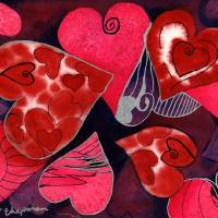 Love That Changes Everything Art Prints & Posters by Gayela Chapman