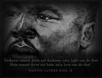 Inspirational Portrait - Martin Luther King Jr.