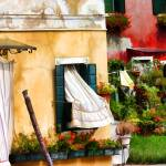 """Burano Curtains"" by Xine"