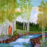 """""""Master & Mt. Hood"""" by JyotishNovak"""