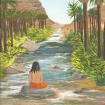 """""""Palm Canyon"""" by JyotishNovak"""