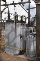 Vintage Early 20th Century Substation Transformers
