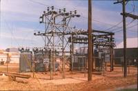 Stratford, Texas Industrial Substation