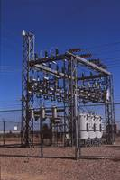 Detail of Eads, CO REA Low Voltage Side Substation