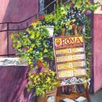 """Osteria Roma 1"" by loracnabru"