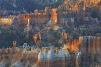 Bryce Canyon Sunrise - Chalk Pastel