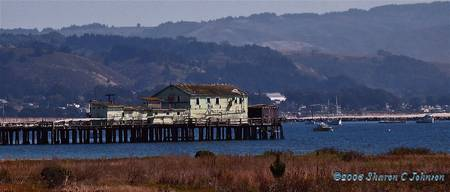 Old Half Moon Bay Cannery