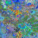 """Daisy Fantaisy ~ Distracted Abstract"" by virtually_supine"
