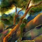 """Rock Landscape"" by GayelaChapman"