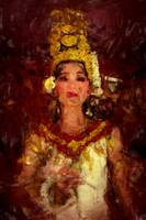Apsara Dancing Princess