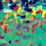 """Shattered Color"" by KjWorthing"