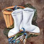 """CrabBoots600"" by creativemoods"