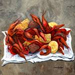 """Crawfish2Slate600"" by creativemoods"