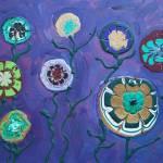 """Turkish Flowers"" by Rmbartstudio"