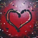 """Bursting with Love"" by Rmbartstudio"