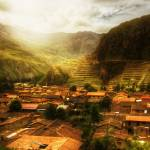 """Ollantaytambo"" by Bendinglife"