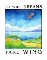 Let Your Dreams Take Wing