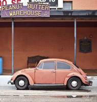Peanut Butter Car
