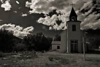 The Church at San Placentis New Mexico