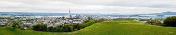 Auckland Panorama - from Mount Eden