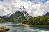 The Magic of Milford Sound - Mitre Peak