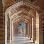 """Shah Jehan Mosque Arches_5477"" by davies"