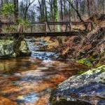 """""""Water under the Bridge"""" by mtn-images"""