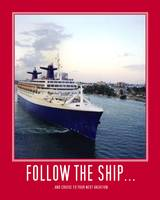 Follow the ship...Poster