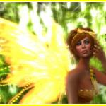 """Golden Faerie"" by natenchanted"