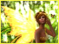 Golden Faerie