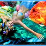"""Mermaid Frolic"" by natenchanted"