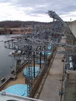 Bagnell Dam Downstream Face 138-kV Take-offs
