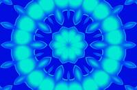 Kaleidoscope Blue