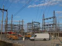 Empire District Substation Workers
